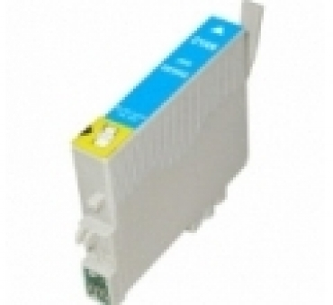 Compatível Epson T0712 Azul