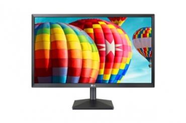 "LG ""22MK430H-B - LED 21.5"""" FHD IPS (178º /178º), tempo de resposta  5 ms, brilho  250 cd, contraste DFC  Mega, VGA / HDMI - Preto"""