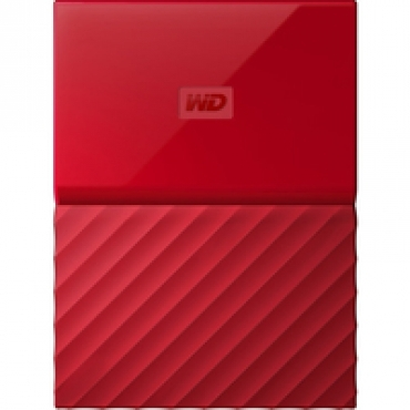 Western_Digital MY PASSPORT  4TB Red USB 3.0