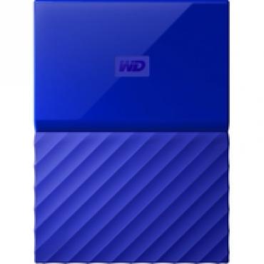 Western_Digital MY PASSPORT  4TB Blue USB 3.0