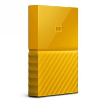 Western_Digital MY PASSPORT  2TB Yellow USB 3.0