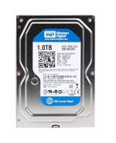 "Western_Digital ""HDD 1TB Blue 3.5"""" SATA 6 Gb/s 7200 rpm 64mb Cache"""