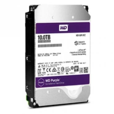 "Western_Digital ""HDD 10TB AV PURPLE 256mb cache  SATA 6gb/s 3.5"""""""