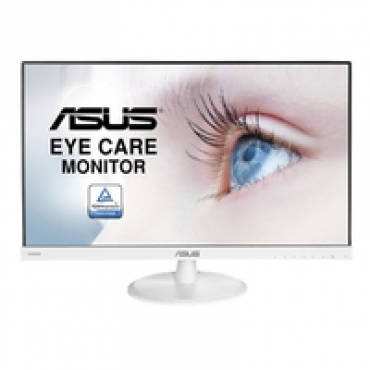 "Asus ""VC239HE-W - Monitor 23""""  FHD (1920x1080)  IPS  Frameless  Flicker free  Low Blue Light  TUV certified - White"""