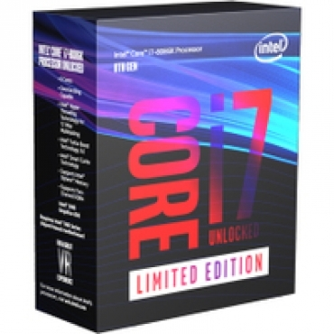 Intel intel® Core I7 8086K 4GHz 12MB LGA 1151 ( Coffee Lake) - sem cooler