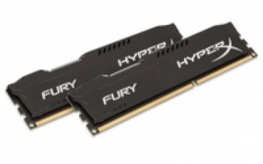 Kingston_ValueRAM DDR3 HyperX 8GB 1866Mhz ( Kit de 2) CL10 FURY Black Series