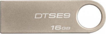 Kingston DataTraveler 16gb USB 2.0 SE9 (Metal casing)