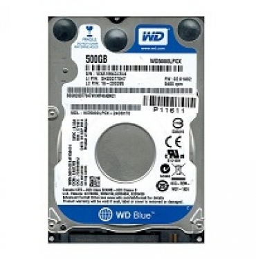 "Western_Digital ""WD Blue HDD 500GB 8mb cache 5400rpm 7 mm 2.5"""" SATA 6Gb s"""