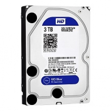 "Western_Digital ""HDD 3TB Blue 3.5"""" 64mb cache SATA 6gb s  """