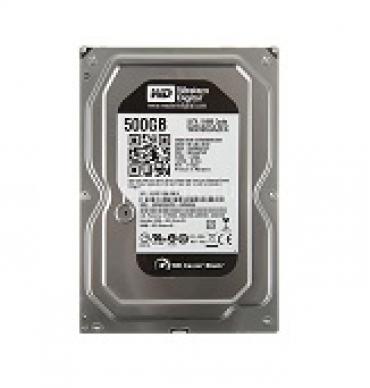 """Western_Digital """"HDD 500GB Black 3.5"""""""" 64mb cache SATA 6Gb/seg"""""""