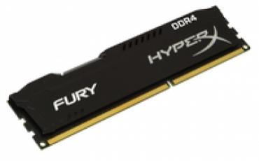 Kingston_ValueRAM DDR4 4GB 2400Mhz DDR4 CL15 HyperX FURY Black