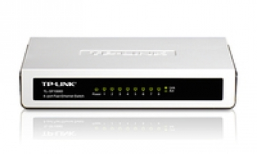 TP-LINK 8-Port 10/100 Switch Desktop
