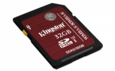 Kingston SD card 32gb UHS-I Class 3