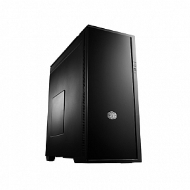 "Cooler_Master ""Silencio 652 S  silent mid-tower  Supports up to five 180mm fans  Dual Super Speed USB 3.0 & SD card reader  Supports up to 10 SSDs /9 HDDs  Supports 120mm radiators in the rear  Multiple dust filter"