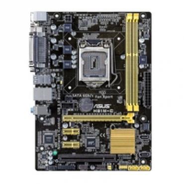 Asus H81M-C - LGA 1150  Intel H81  2DDR3(Dual Channel)  vga integrada  1 x D-Sub + 1 x DVI  SATA 6Gb/s*2 + SATA 3Gb/s*2 MicroAtx