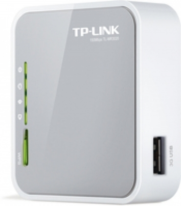 TP-LINK Portable 3G/3.75G Wireless N Router