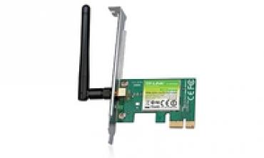 TP-LINK 150MBIT-Wlan-Lite-N-PCIE X1-Adapter