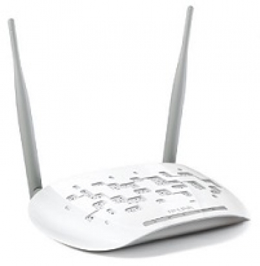 TP-LINK 300MBIT Wlan Access Point With QOS  Multi-SSID  WMM/WME