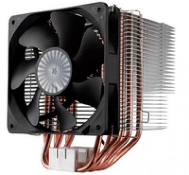 Cooler_Master Hyper 612 Ver.2  max 20dB  innovative patented CDC technology  PWM fan  6 heat pipes. Compatible with Intel LGA 2011-3/2011/1366/1156/1155/ 1150/775 & AMD FM2+/FM2/FM1/AM3+/AM3/AM2+/AM2