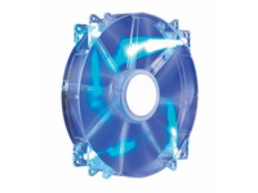 Cooler_Master 200mm Case Fan  Sleeve Bearing  Blue Led (For COSMOS S  HAF 932  ATC 840  HAF 922  CM Storm