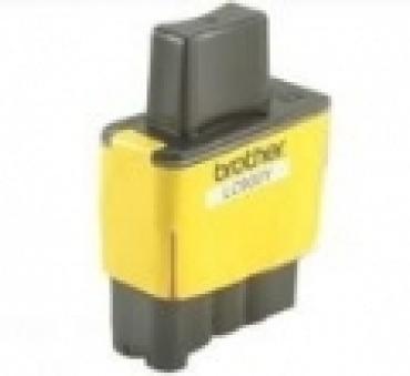 Compatível BROTHER LC900 Amarelo