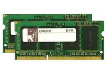 Kingston_ValueRAM DDR3 2GB 1333MHz CL9 SRX16 SODIMM