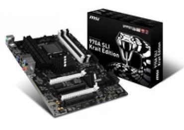 MSI 970A SLI Krait Edition - MB Socket 942 ( AM3+) ATX