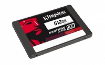 Kingston SSDNow KC400 512GB SSD SATA 3 2.5 (7mm height) Bundle Kit