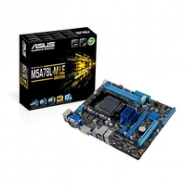 Asus M5A78L-M LE/USB3 - AMD760G (780L)/SB710- Socket AM3+  2DDR3(Dual Channel)  Grafica Integrada MicroAtx
