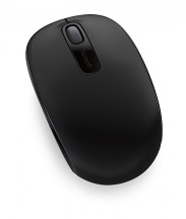 Microsoft Wireless Mobile Mouse 1850 Windows7/8 - Preto