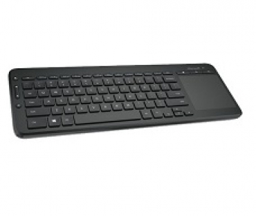 Microsoft All-in-One Media Keyboard USB Port Portuguese Hdwr