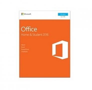 Microsoft Office Home and Student 2016 Win Português