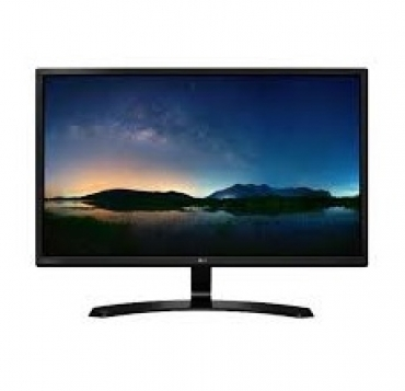 "LG ""22MP58VQ-P - LED 21.5"""" IPS FULL HD  Tempo de resposta: 5ms  brilho: 250cd  Contraste (DFC): Mega  VGA   DVI-D   HDMI - Preto"""