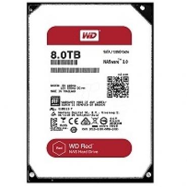 Western_Digital HDD 8TB WD RED 64mb cache 7200 rpm SATA 6gb s  3.5