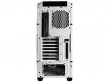 Cooler_Master CM 690 III WHITE  up to 5 SSD s  240mm radiator top front  Up to 9 fan including  200mm in front.Transparent side panel version
