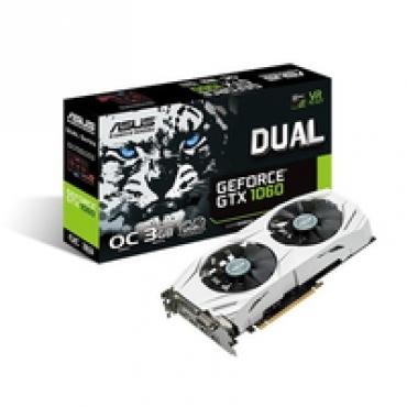 Asus DUAL GTX1060 O3G   GF GTX1060 OC 3GB DDR5 PCI E