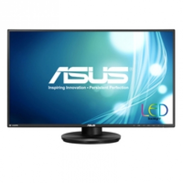 Asus VN279QL - 27   Monitor  FHD (1920x1080)  5ms  300cd/?  VA  178°(H)/178°(V)  HDMI  Super Narrow Bezel  Flicker free - Preto