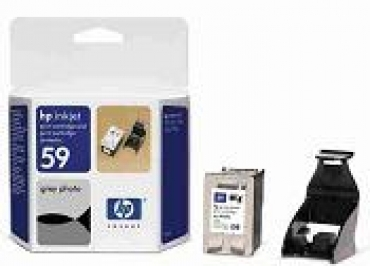 HP HP 59 Grey Photo Inkjet Print Cartridge - preço válido até fim de stock