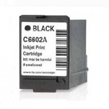 HP TIJ 1.0 Black inkjet print cartridge