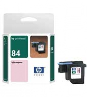 HP Cabeça de impressão Magenta Claro nº 84 - preço válido para as unidades pré estabelecidas para a promoção