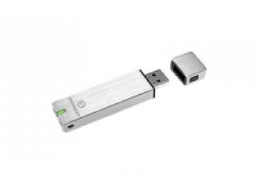 Kingston 16GB IronKey Basic S250 Encrypted USB 2.0 FIPS 140-2 Level 3