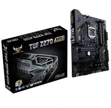 Asus TUF Z270 MARK 2 - Intel Z270  LGA1151  4DDR4 ( Dual Channel)  ATX