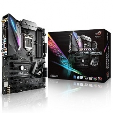 Asus STRIX Z270E GAMING- Intel Z270  LGA1151  4DDR4 ( Dual Channel)  ATX