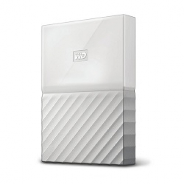 Western_Digital MY PASSPORT  3TB White USB 3.0