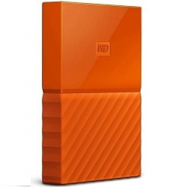 Western_Digital MY PASSPORT  3TB Orange USB 3.0