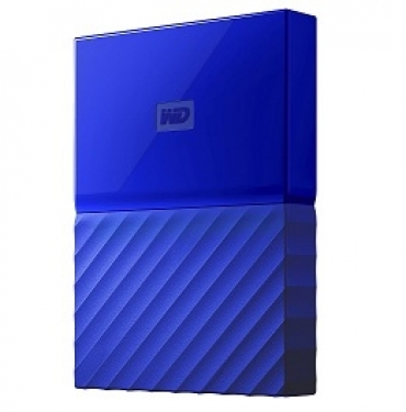 Western_Digital MY PASSPORT  3TB Blue USB 3.0