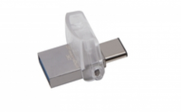 Kingston Pen Drive 64GB DataTraveler MicroDuo 3C USB 3.0/3.1   Type C