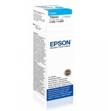 Epson T6642 Cyan ink bottle 70ml