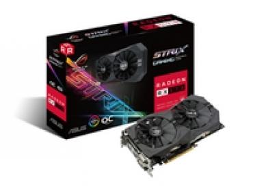 Asus ROG STRIX RX570 O4G G RX570  DVI*2 HDMI  DP 4G D5