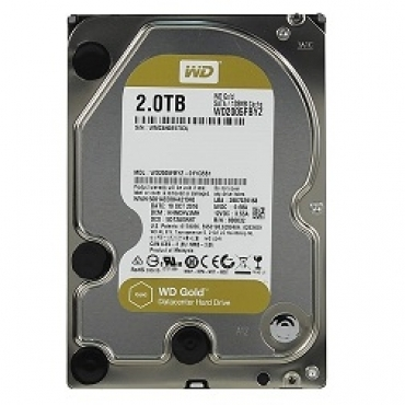 "Western_Digital ""HDD 2TB Datacentre Gold  128mb cache  SATA 6gb s 7200RPM  3.5"""""""